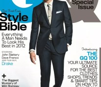 [Photos] Drake Covers The April Edition of GQ Magazine