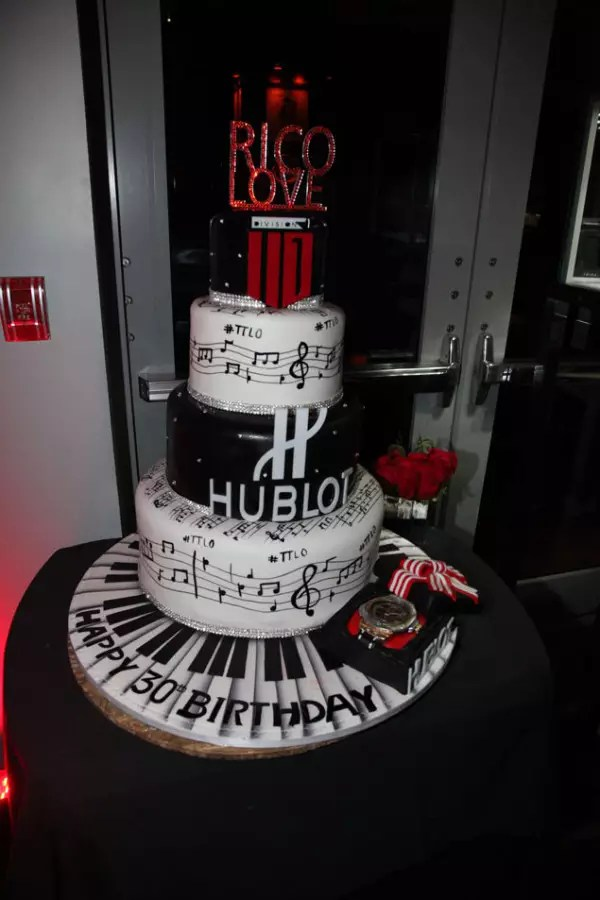 Rico Love's 30th Birthday