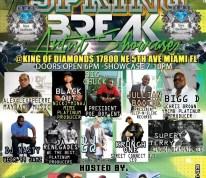 [Event] Spring Break Artist Showcase at King Of Diamonds Feb 27