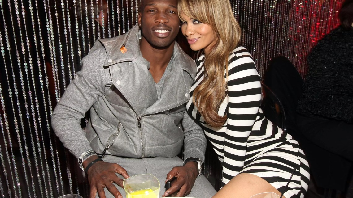 Chad Ochocinco & Evelyn Lozada