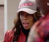 DAYUM! K. Michelle Calls Out Mimi's Boyfriend Nikko For Being Gay