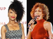 Yaya DaCosta  will play Whitney Houston in Lifetime Movie