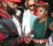 Rick Ross Gives Back For Christmas Holiday