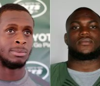 Geno Smith Gets Sucker Punched By Teammate