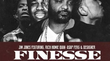 Jim Jones - Finesse
