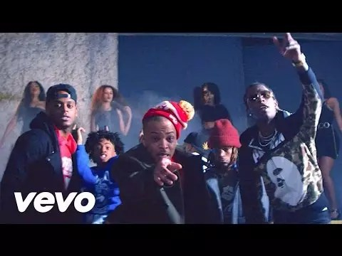 Bankroll Mafia - Out My Face (Official) ft. T.I., Shad Da God, Young Thug, London Jae