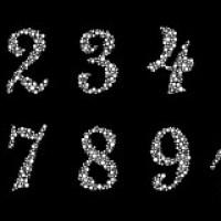 Zahlen à la Ishihara