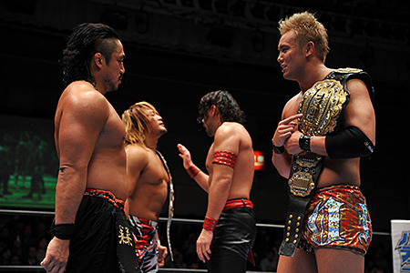 "NJPW: Resultados ""Road to the New Beginning"" 02/02/2014Por Darkangelita. El día de ayer dio inicio la gira NJPW ""Road to the New Beginning""en el Tokyo…View Post"
