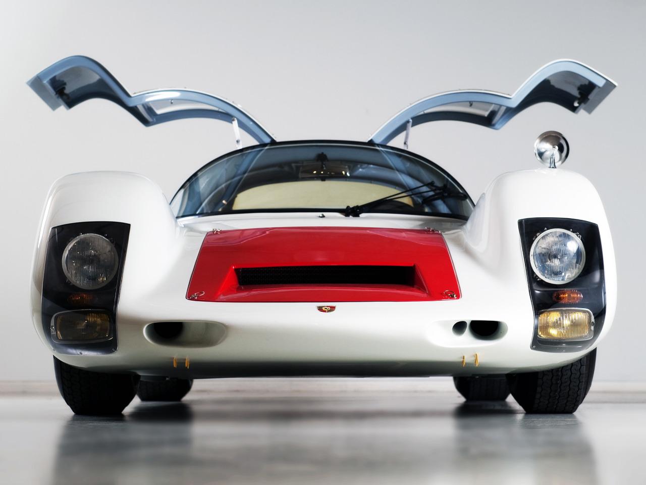 1966 Porsche 906 Carrera 6 Kurzheck Coupe