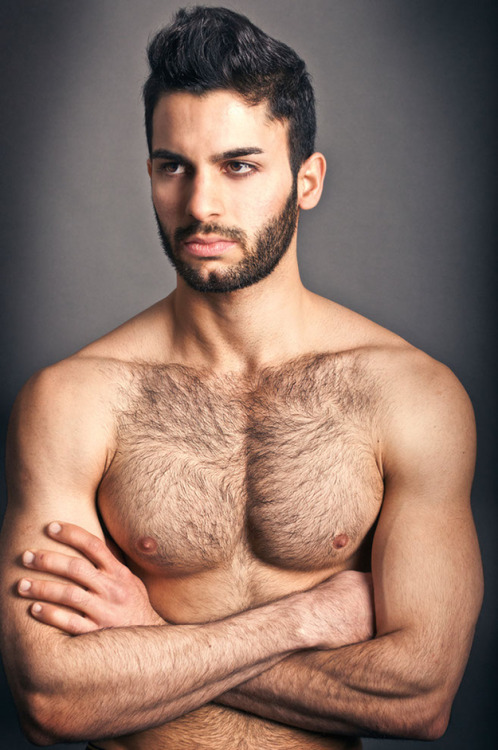 Hot Canadian men with great beards.