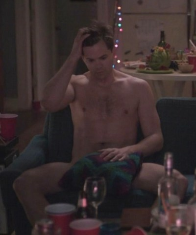 Andrew Rannells naked, nude, butt, ass