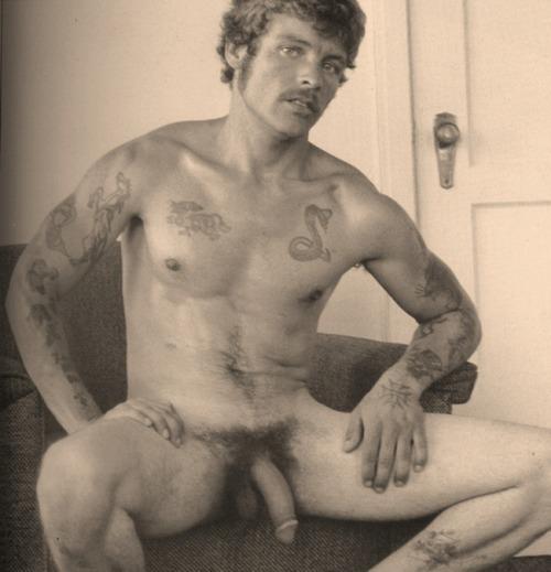 rugged naked men tumblr