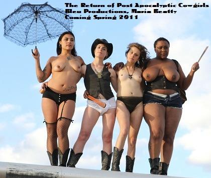 post apocalyptic slave girl nude