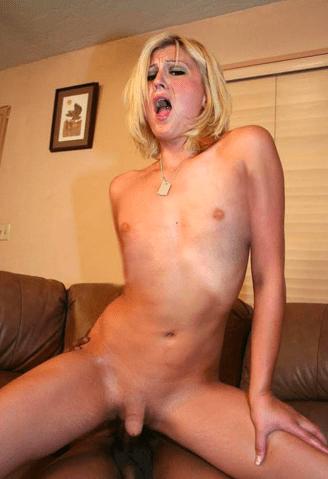 peach fuzz on her legs
