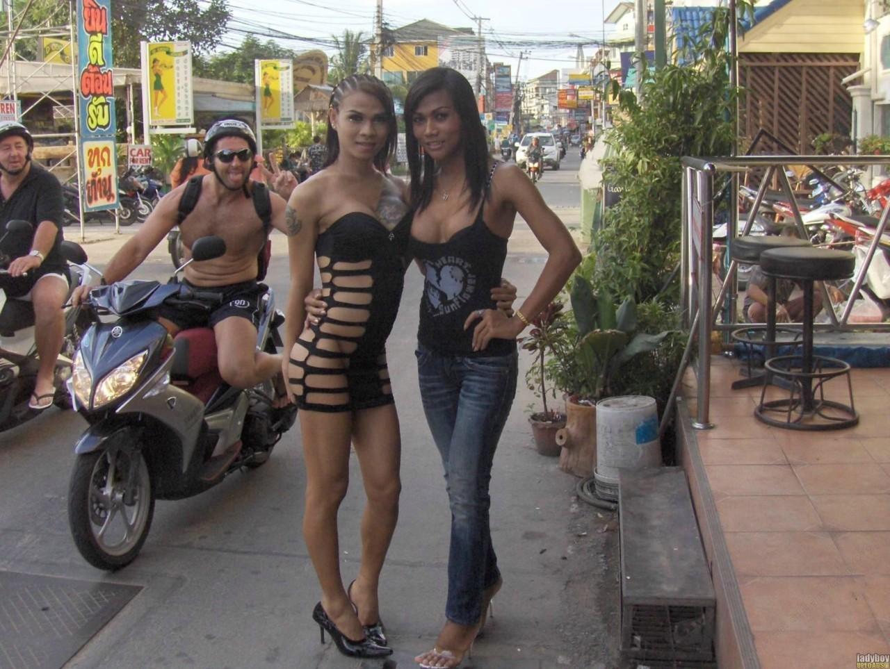 sissy prostitute training