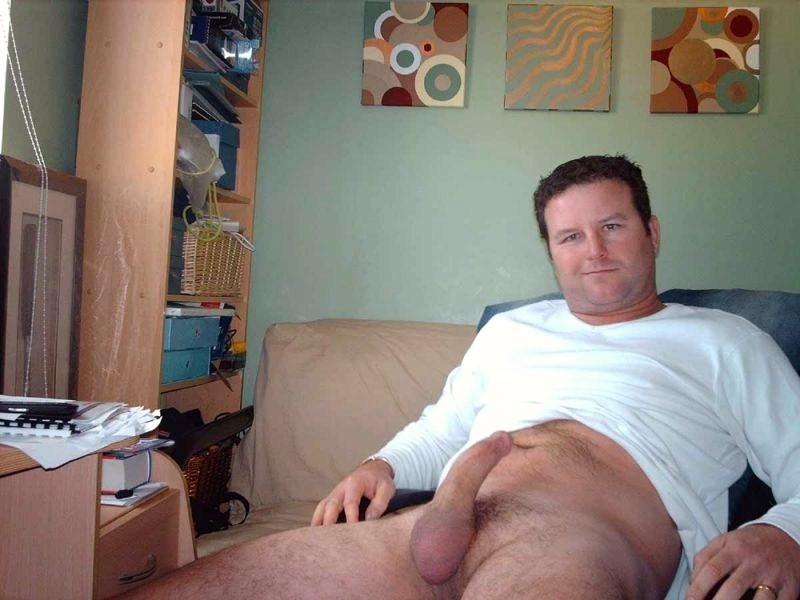 straight married men nude