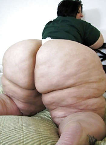 ssbbw cellulite ass