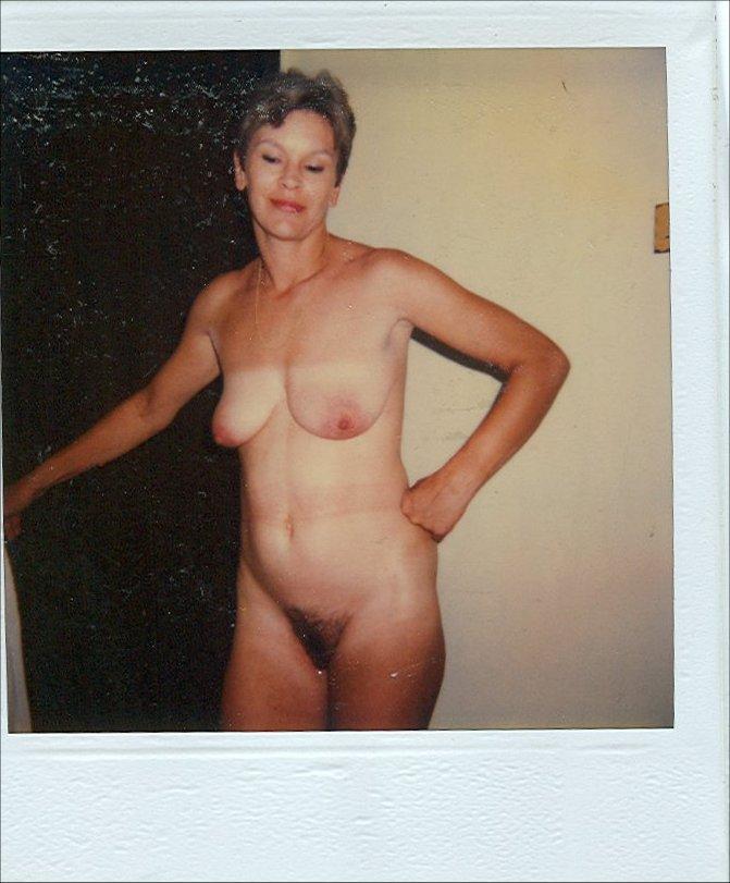 vintage polaroid mature wife