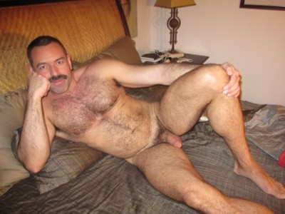 well hung older gay guys