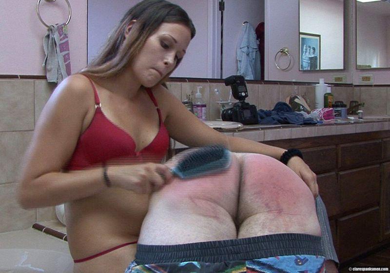 wife punishes husband
