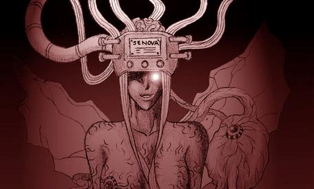 tentacles parasite mind control hentai