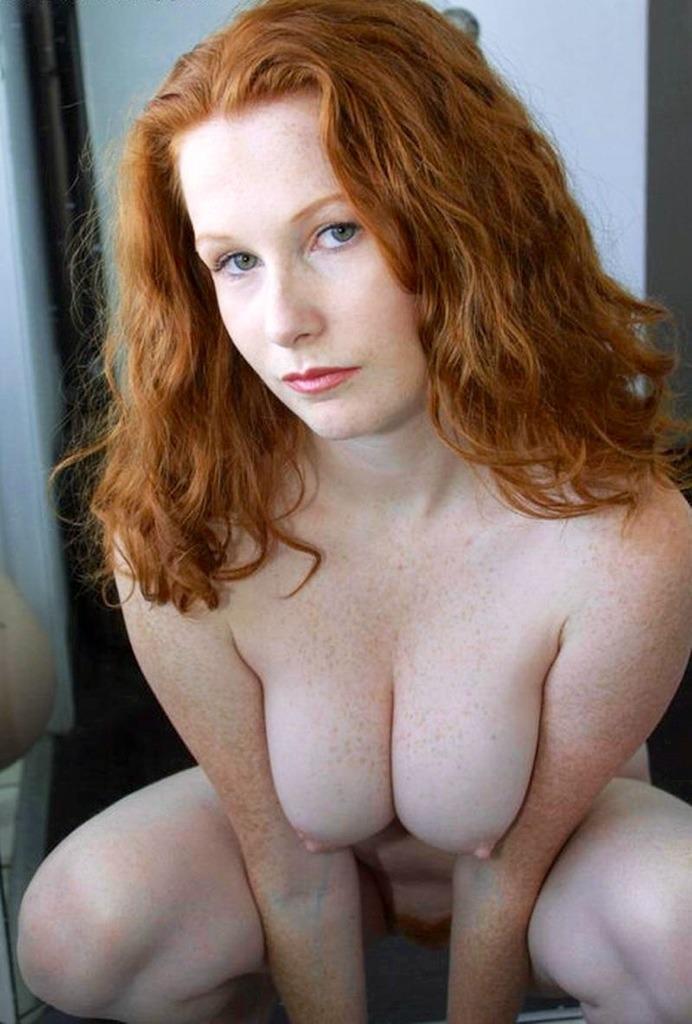 amateur redhead milf big tits