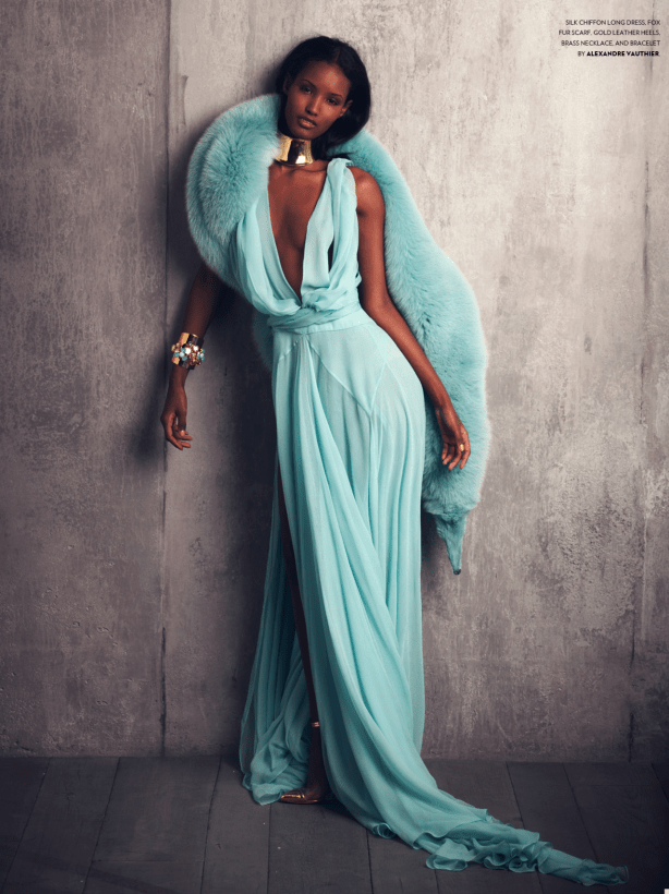 Fatima Siad - Top African Female Model