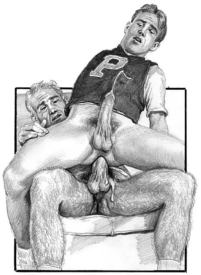 from Valentino gay pictures drawings roger payne adult