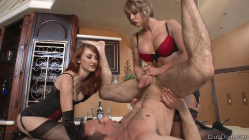 cumming from pegging