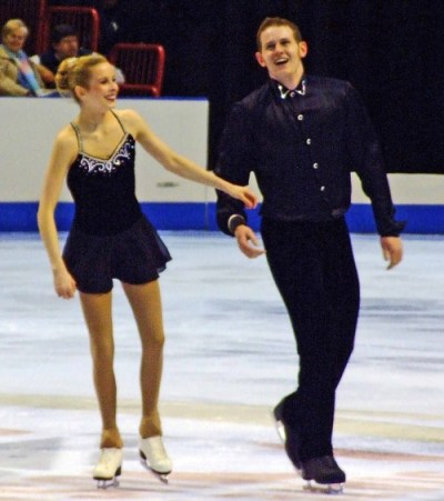 Figure Skating Costumes - Bridget Namiotka and John Coughlin's Summertime...