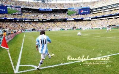 Divingcat | Argentina vs Brazil Friendly Match~ Wallpaper ...