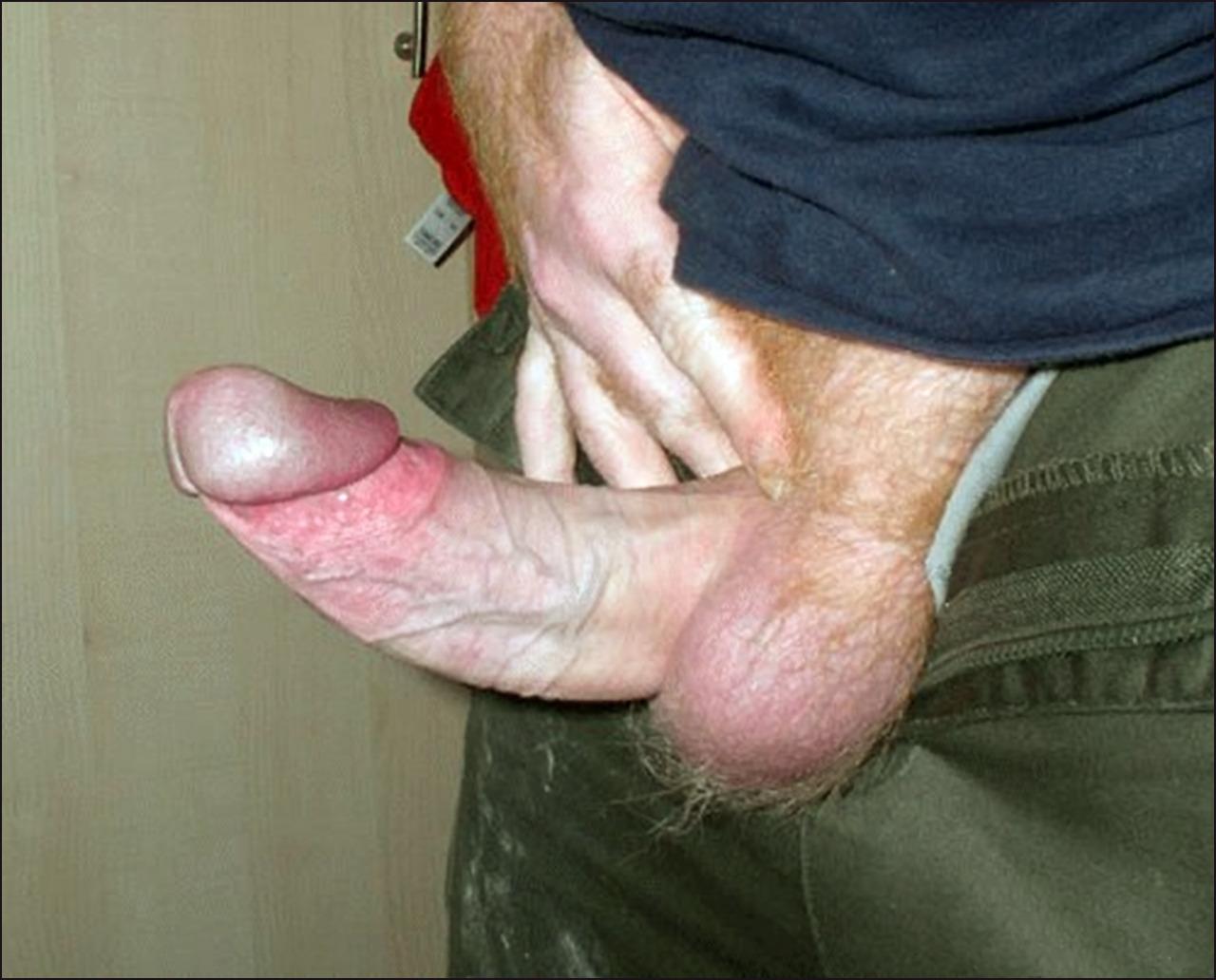 big hairy man