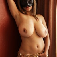 Oh Cinthia how I love those large Latin boobs of yours!