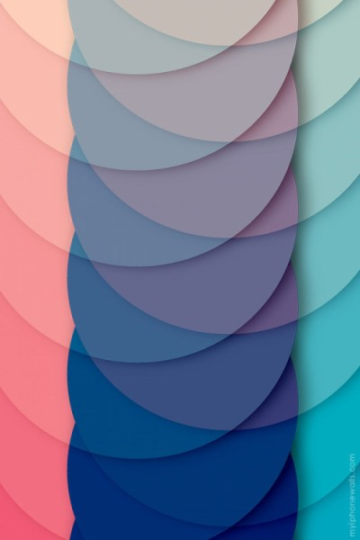 Pattern and Co. - Cool pastel pattern wallpaper for your Apple...