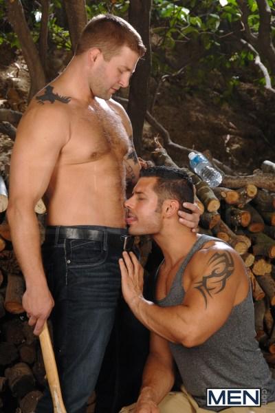 hot lumberjack gay sex