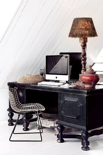 In this serial nosotros showcase inspirational purpose workspaces to assistance you lot blueprint your ain of l Inspirational Office Work spaces | Part 10