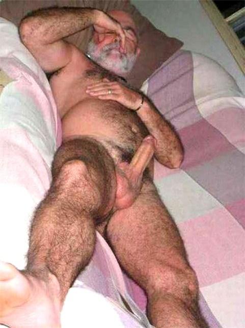 hairy mountain men