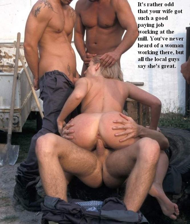 perverted bondage caption