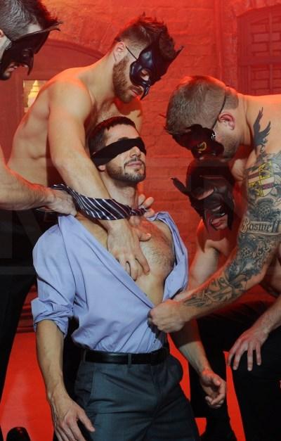 Dean Monroe double penetration