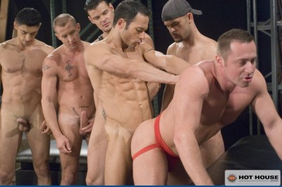 Hot House gay porn
