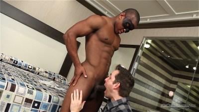 Adam's 9 inch cock blowjob on gay porn site Maskurbate