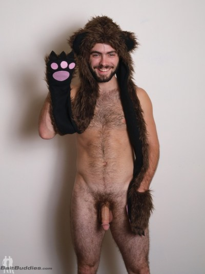 Gay porn star Josh Long bottoms