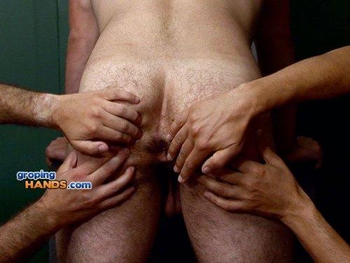 Guy Rogers on Groping Hands