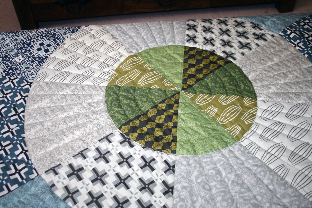 Moshe's Curious Nature Quilt - 03