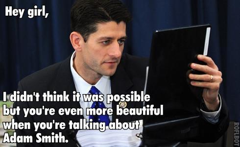 tumblr m3b8uxUo1y1rv57kko1 500 tumblr funny pics the best right organic my fave meme funny pics libertarian politics left funny politics  Best of Hey Girl, Its Paul Ryan (20 pics)
