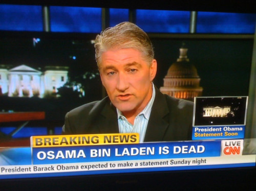 Al Qaeda leader Osama Bin Laden dead (1/2)