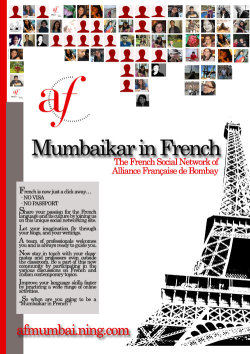 Mumbaikar in French