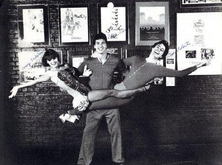 Stephen Colbert, Paul Dinello, Amy Sedaris at Second City