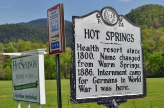 Hot Springs N.C.
