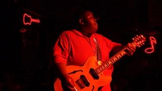 Guitar Prodigy Kingfish